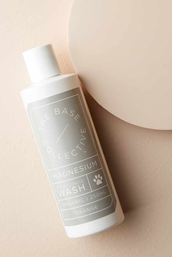 The Base Collective Dog Shampoo - - The Best New Dog Items at Anthropologie
