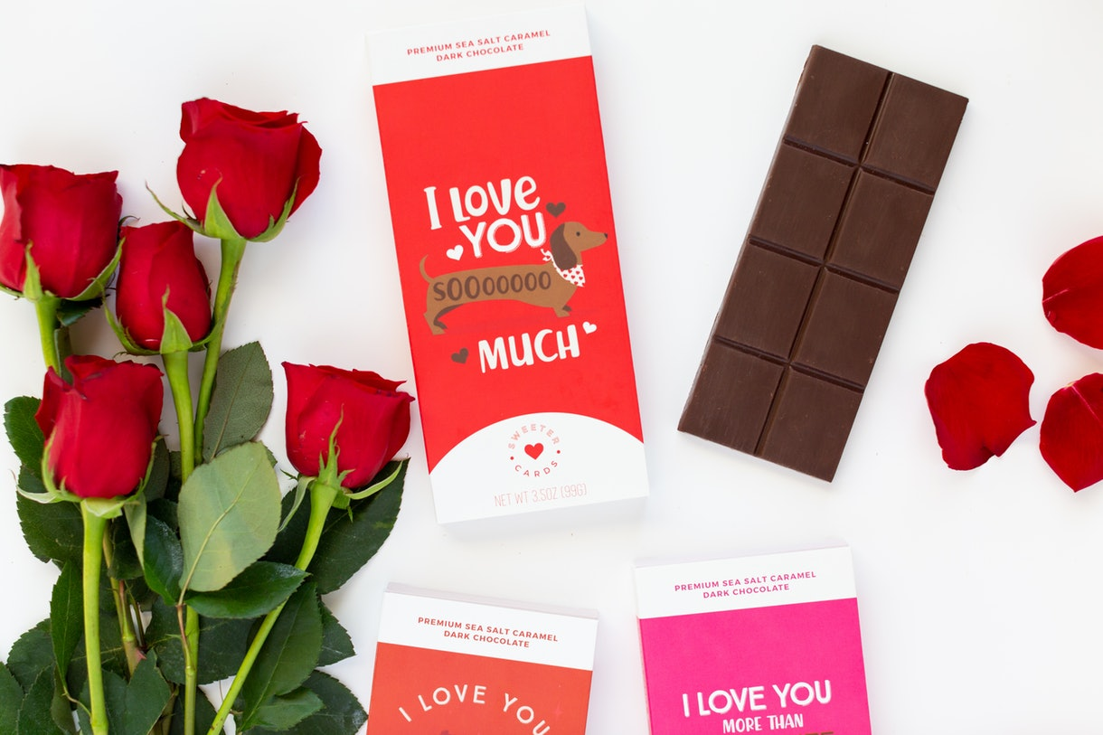 Sweeter Cards Dachshund Valentine on The Dapple Dog Lifestyle Site