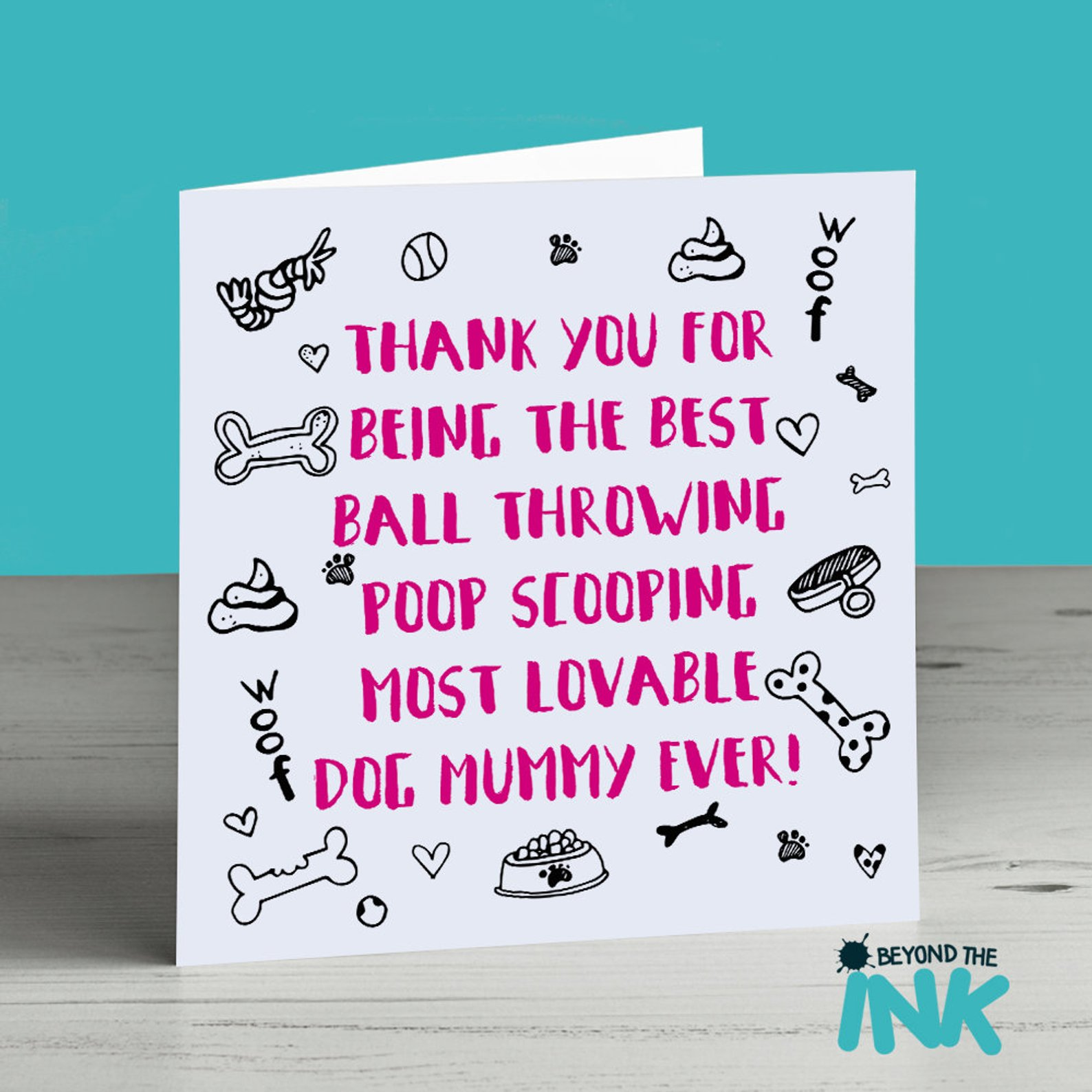 31 Mother's Day Cards for Dog Moms (And Moms Who Love Dogs) from Etsy and Other Stationary Stores