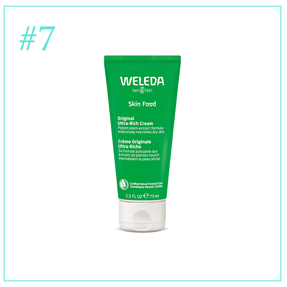Weleda Skin Food: Clean and Cruelty Free Skincare Products I'm Loving During Pregnancy