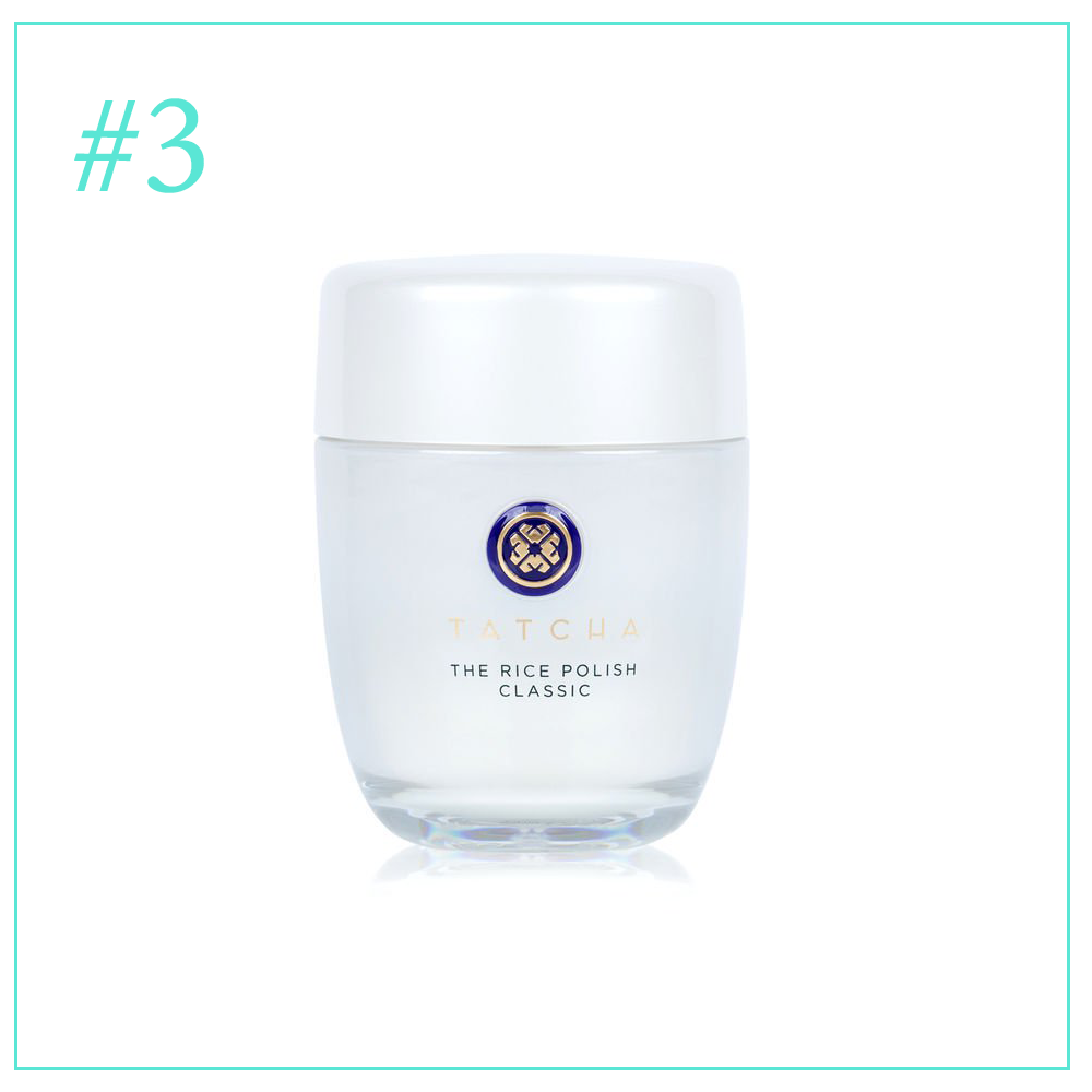 Tatcha The Rice Polish: Clean and Cruelty Free Skincare Products I'm Loving During Pregnancy