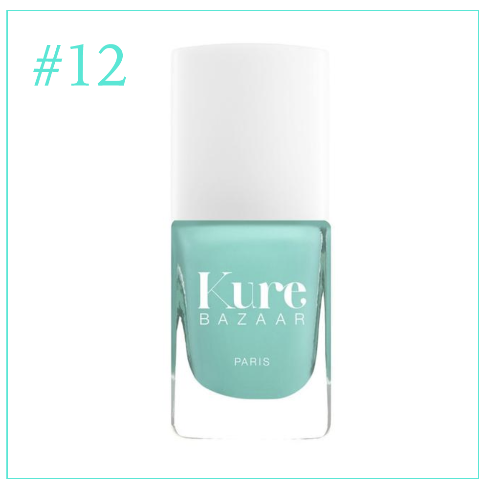 Kure Bazaar 10-Free Nail Polish: Clean and Cruelty Free Makeup I'm Loving During Pregnancy