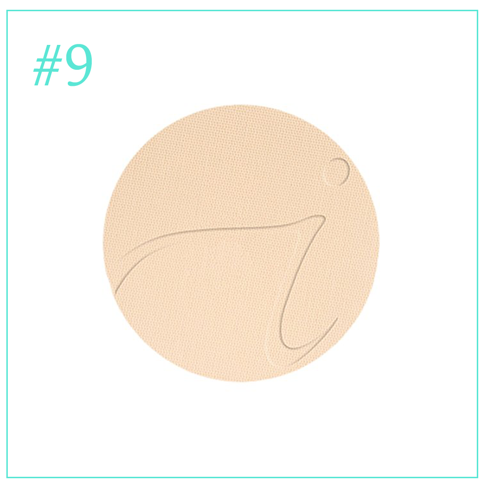 Jane Iredale Pure-Pressed Base in Bisque: Clean and Cruelty Free Makeup I'm Loving During Pregnancy