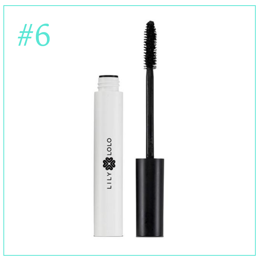 Lily Lolo Vegan Mascara: Clean and Cruelty Free Makeup I'm Loving During Pregnancy