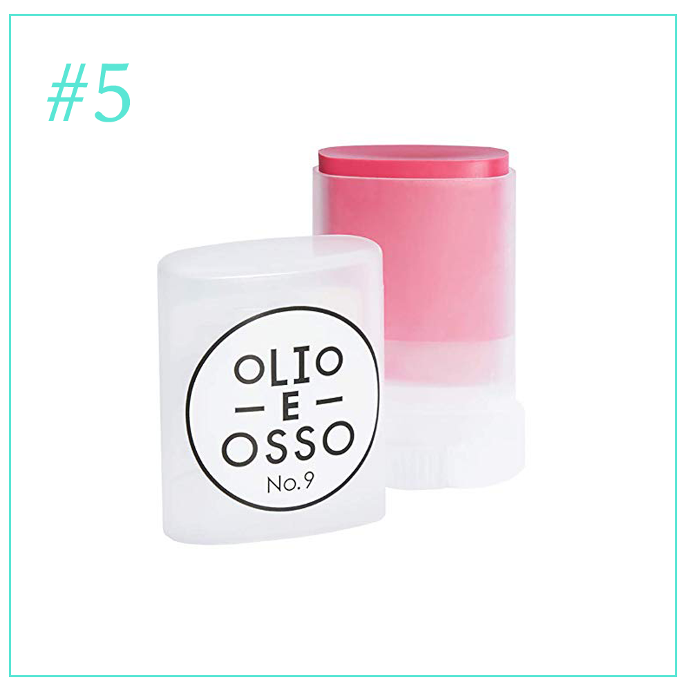 Olio E Osso Lip Balm: Clean and Cruelty Free Makeup I'm Loving During Pregnancy