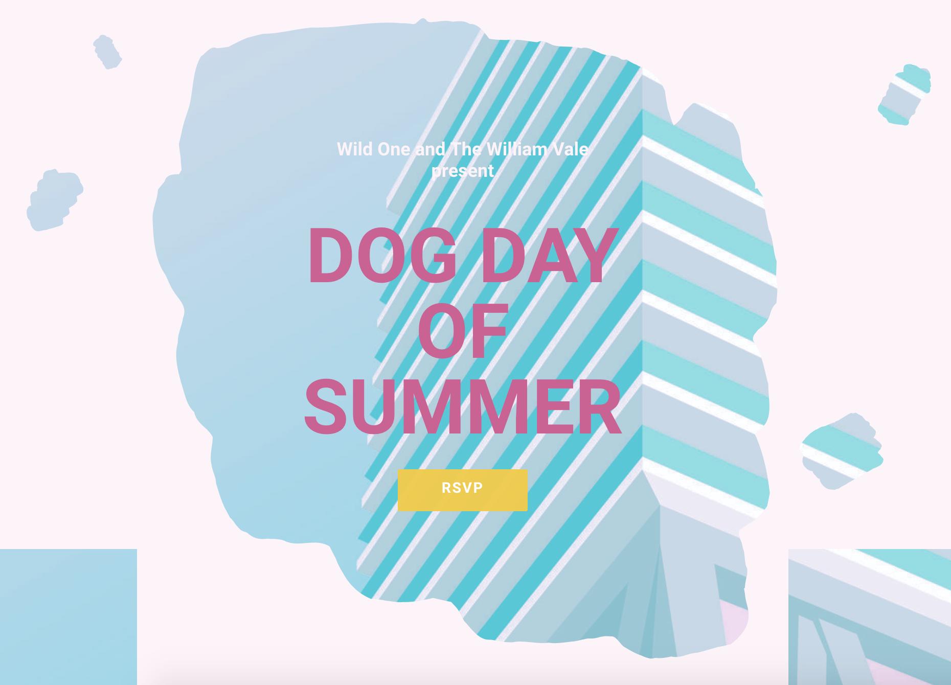 Image courtesy of Dog Day of Summer