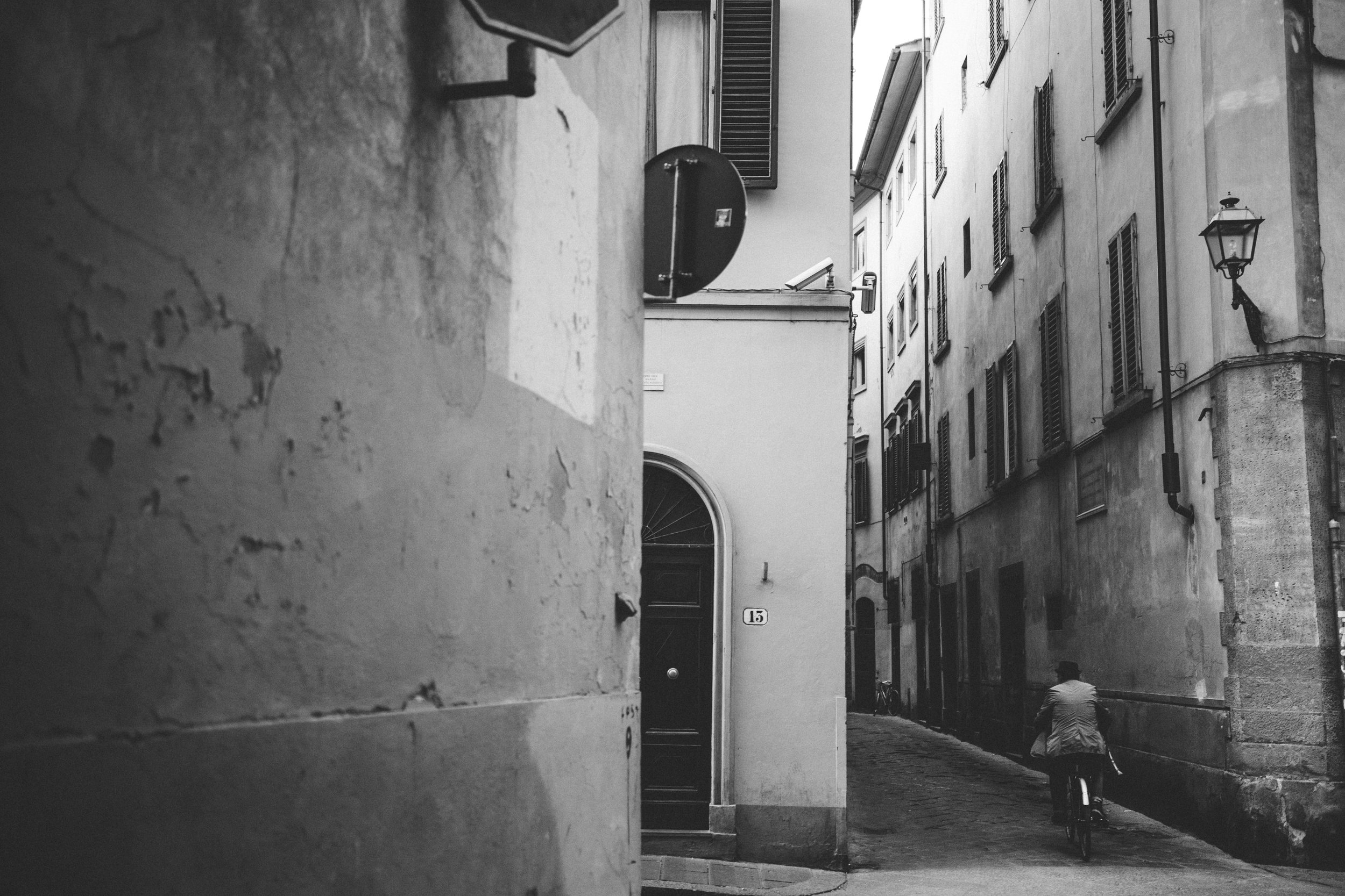 Florence, Tuscany.  Shot with the Sigma 24-35 f2 art on a Canon 6D
