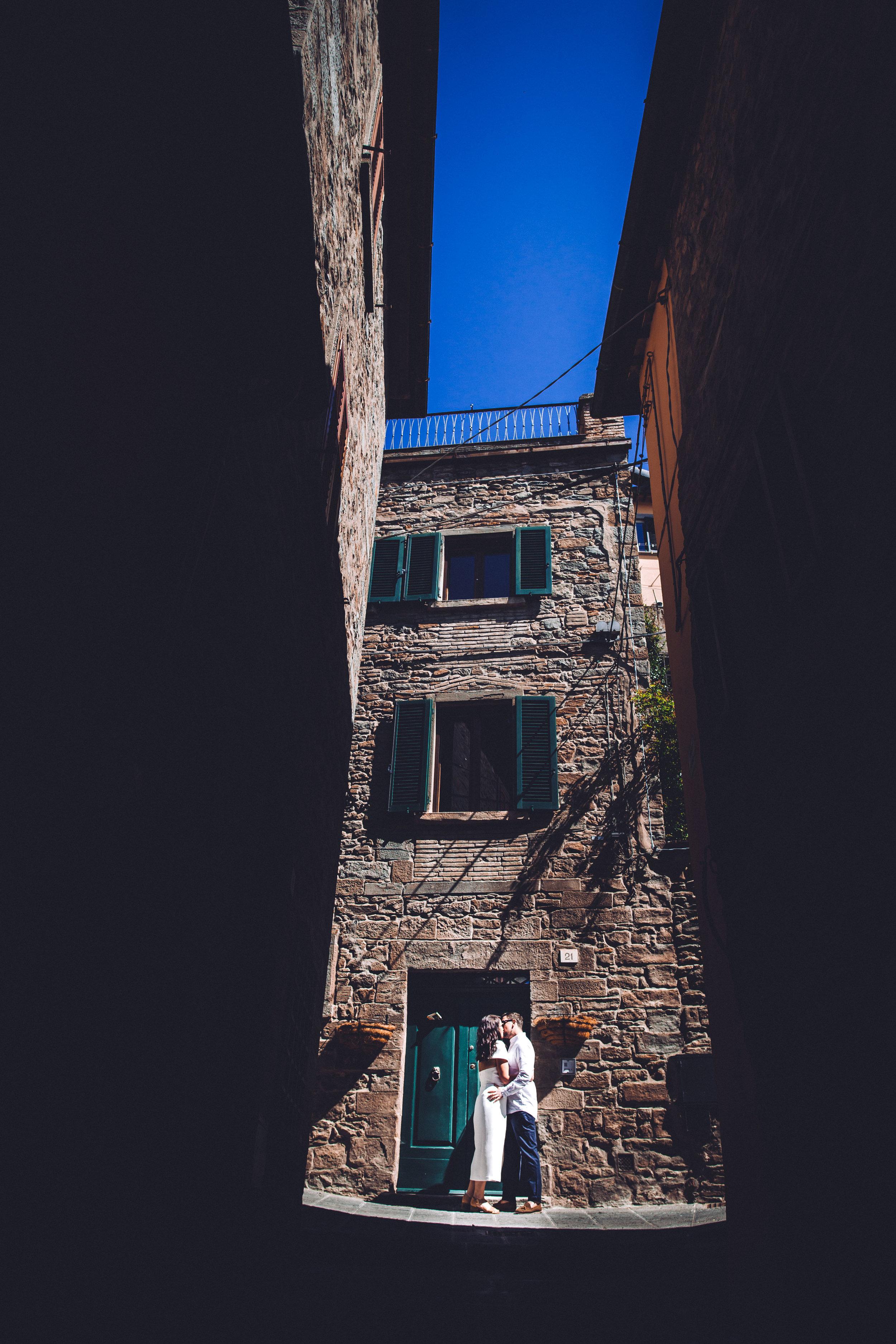 Love in Cortona