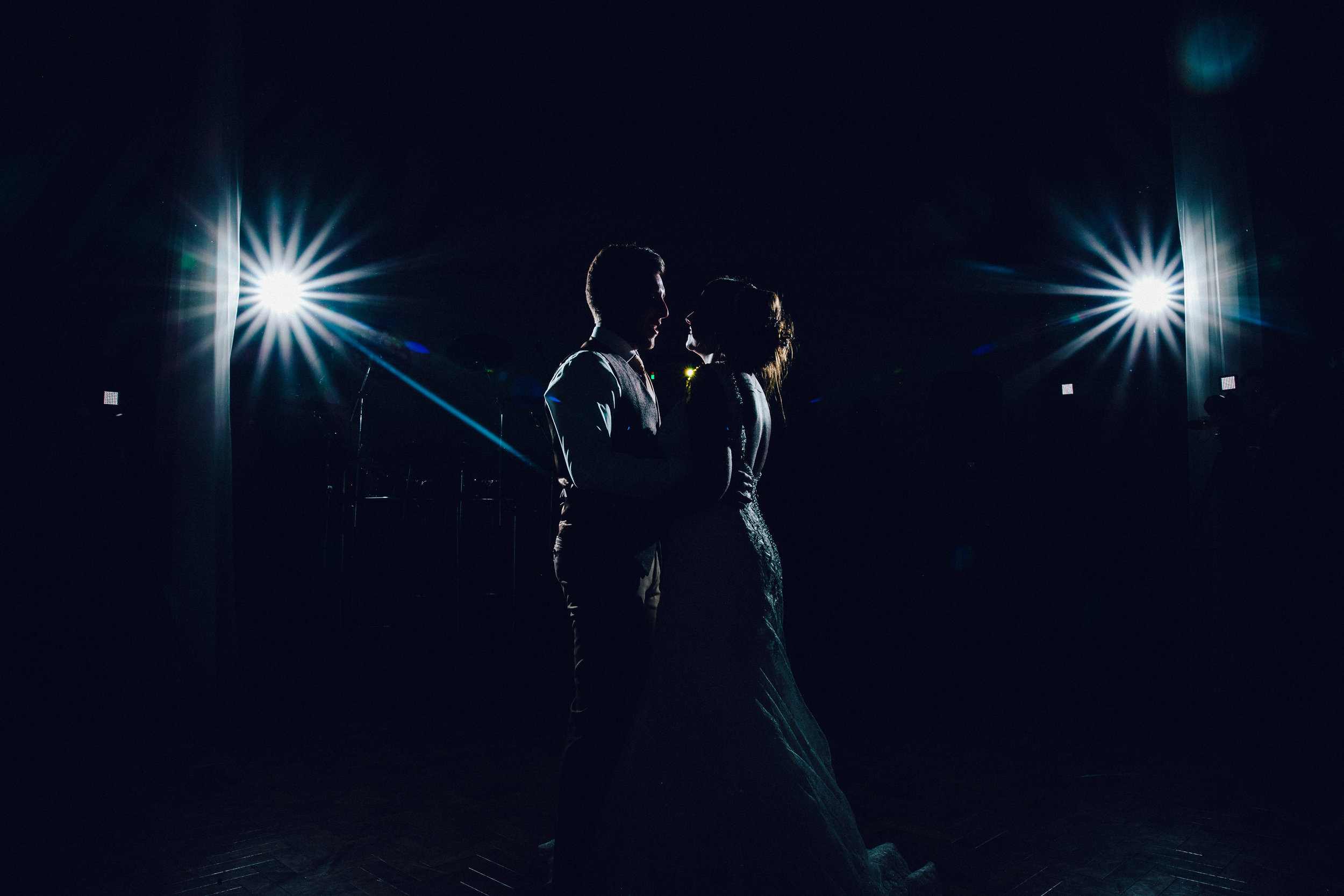 First Dance at the Old Kent Barn
