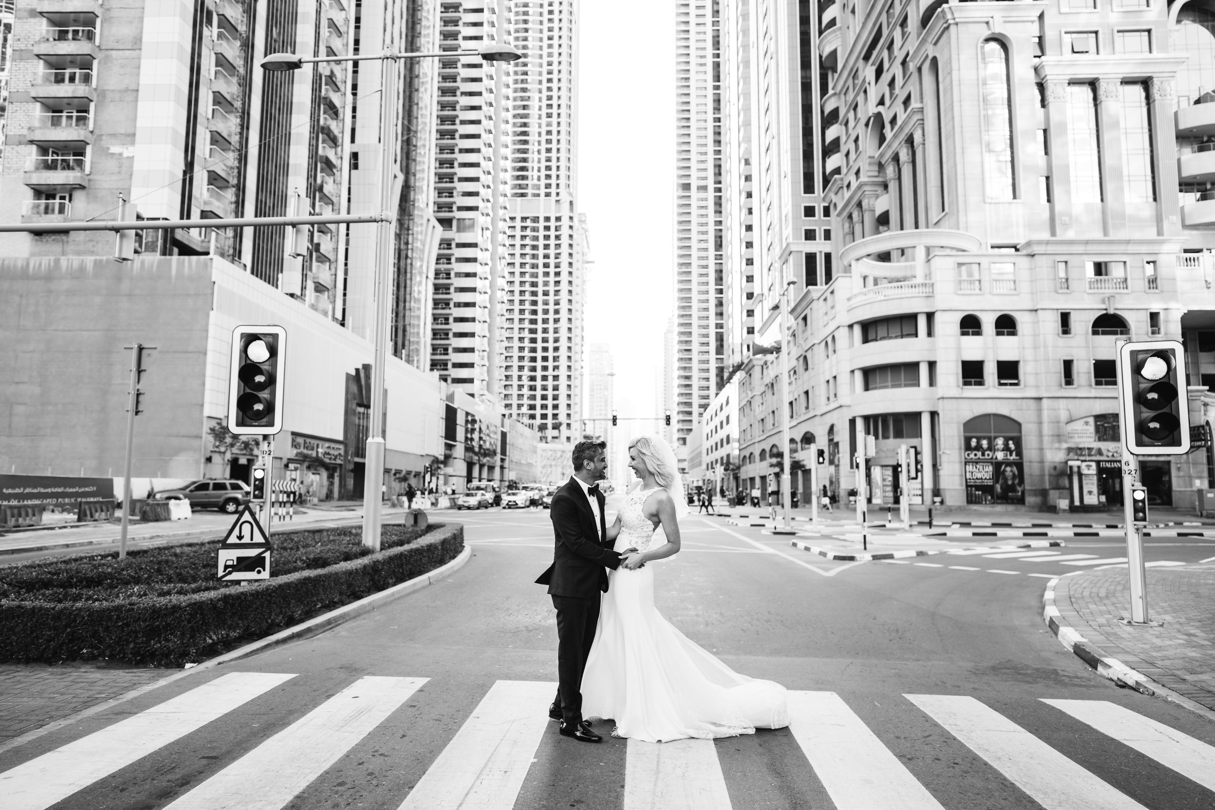 Dubai Wedding Photo