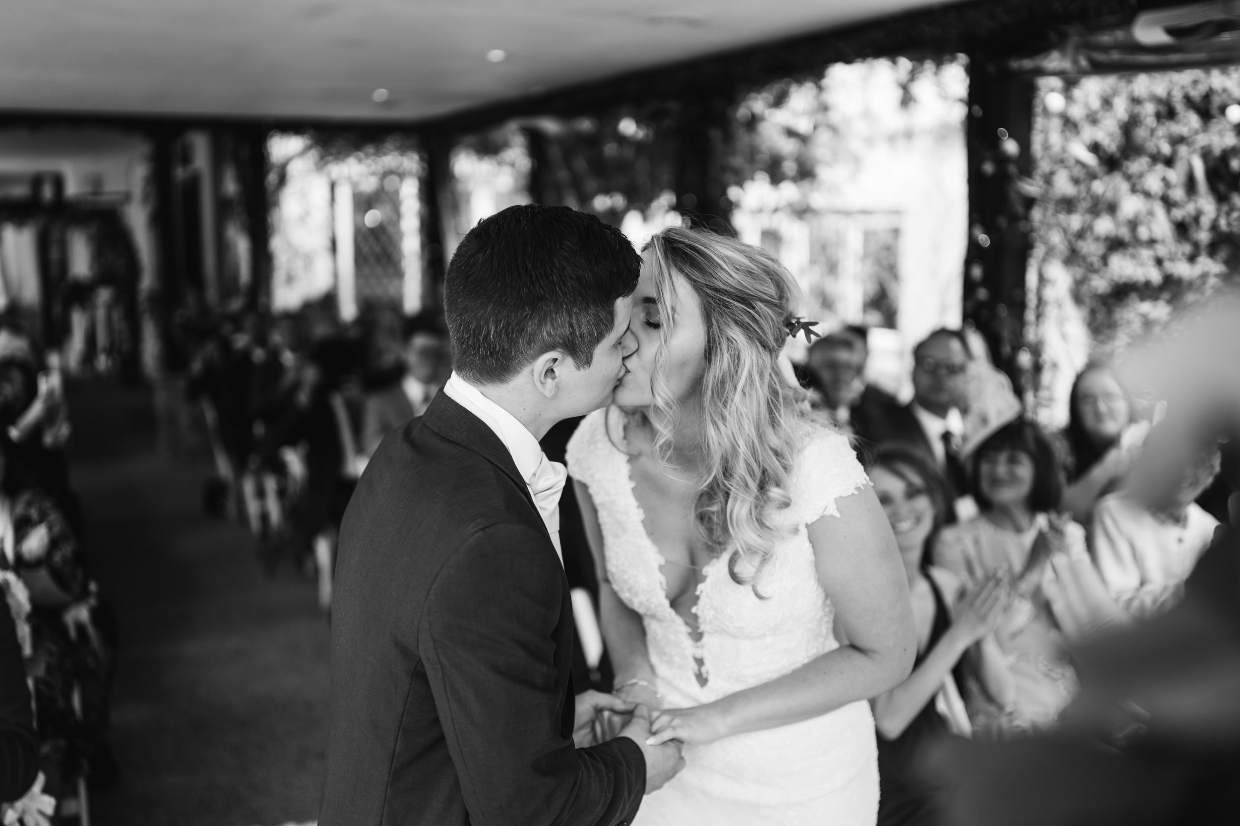 Hayne House Wedding Ceremony