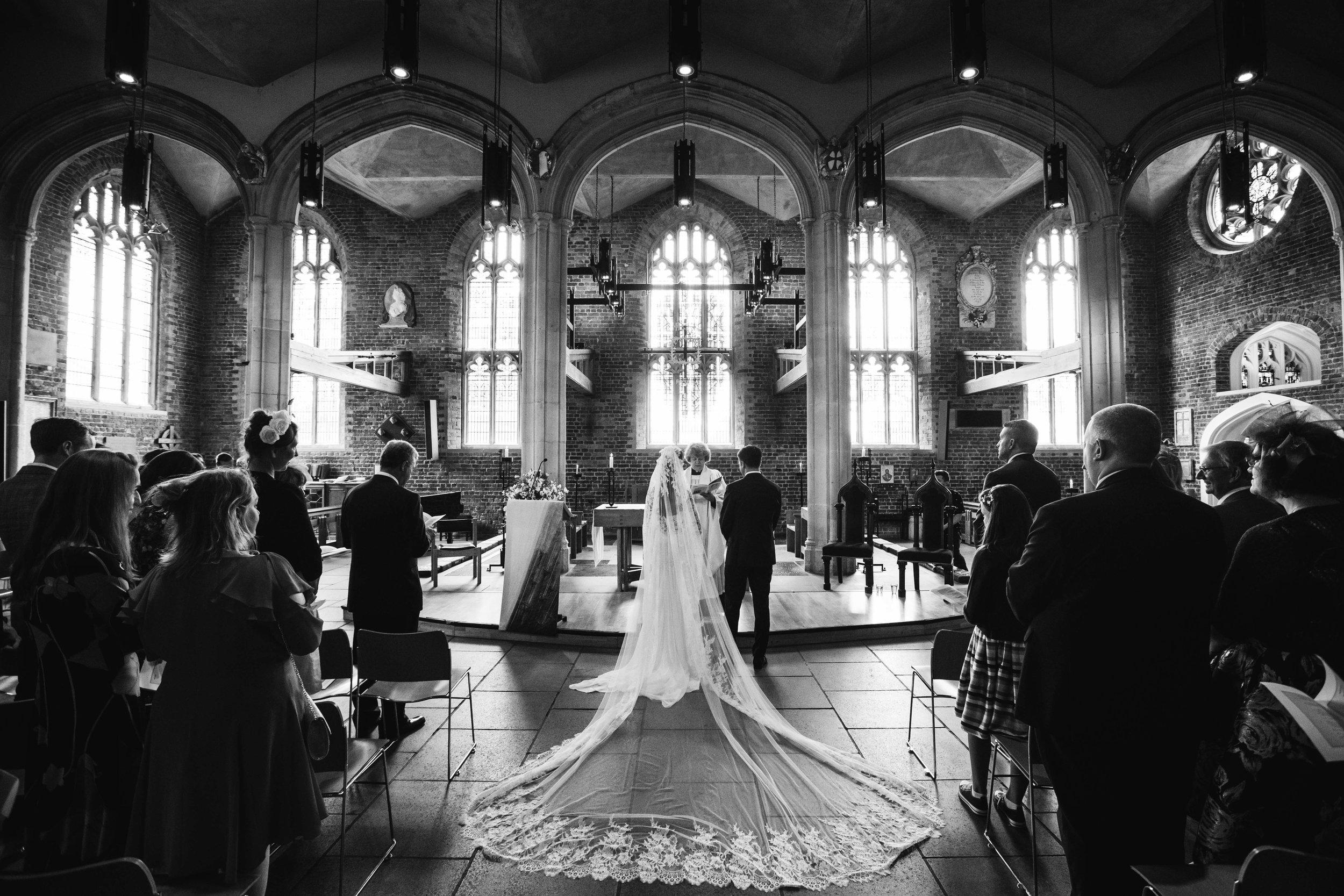 Putney Church Wedding
