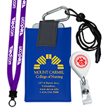lanyards, badges, & buttons