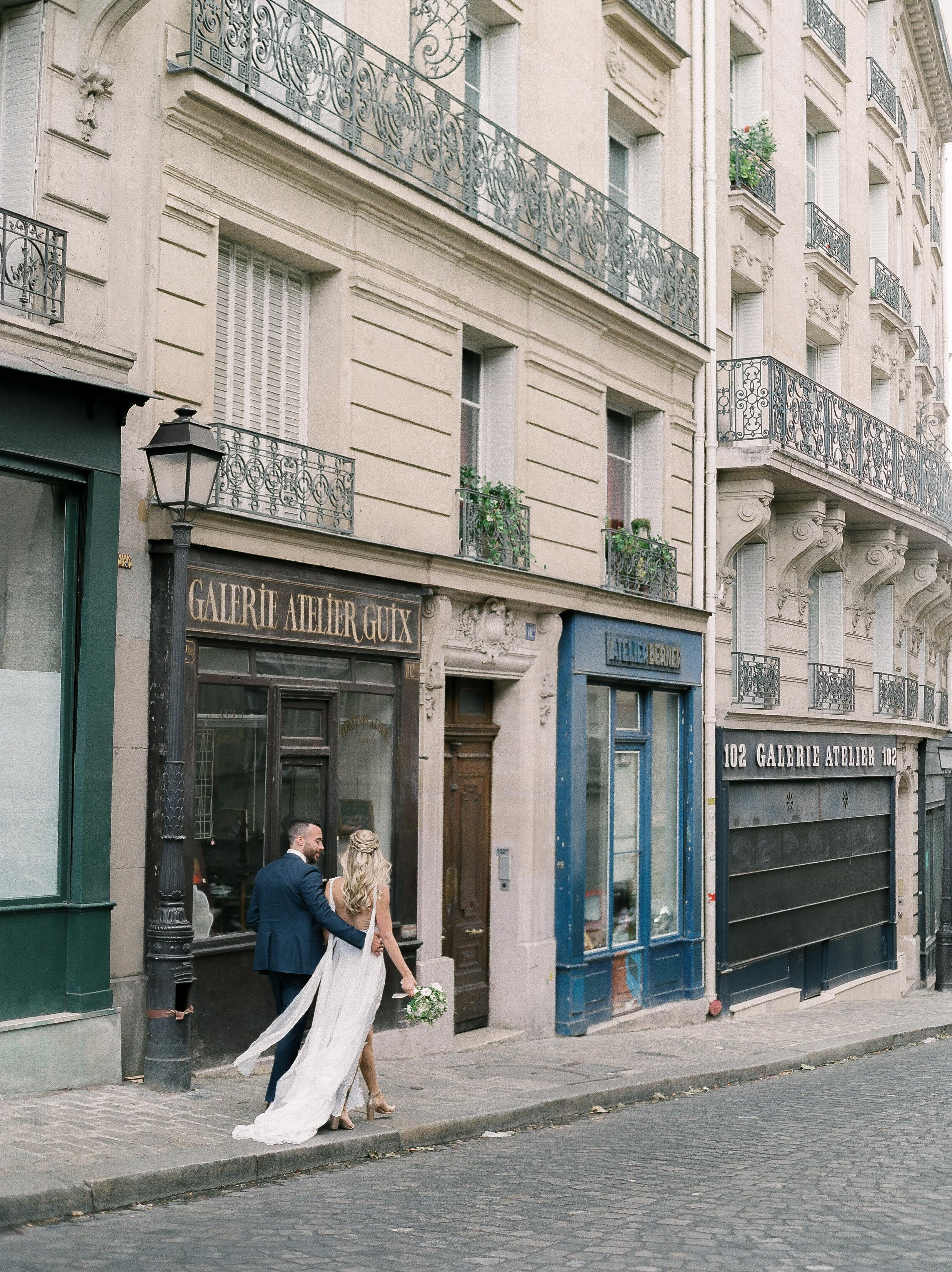 Parisian Elopement -