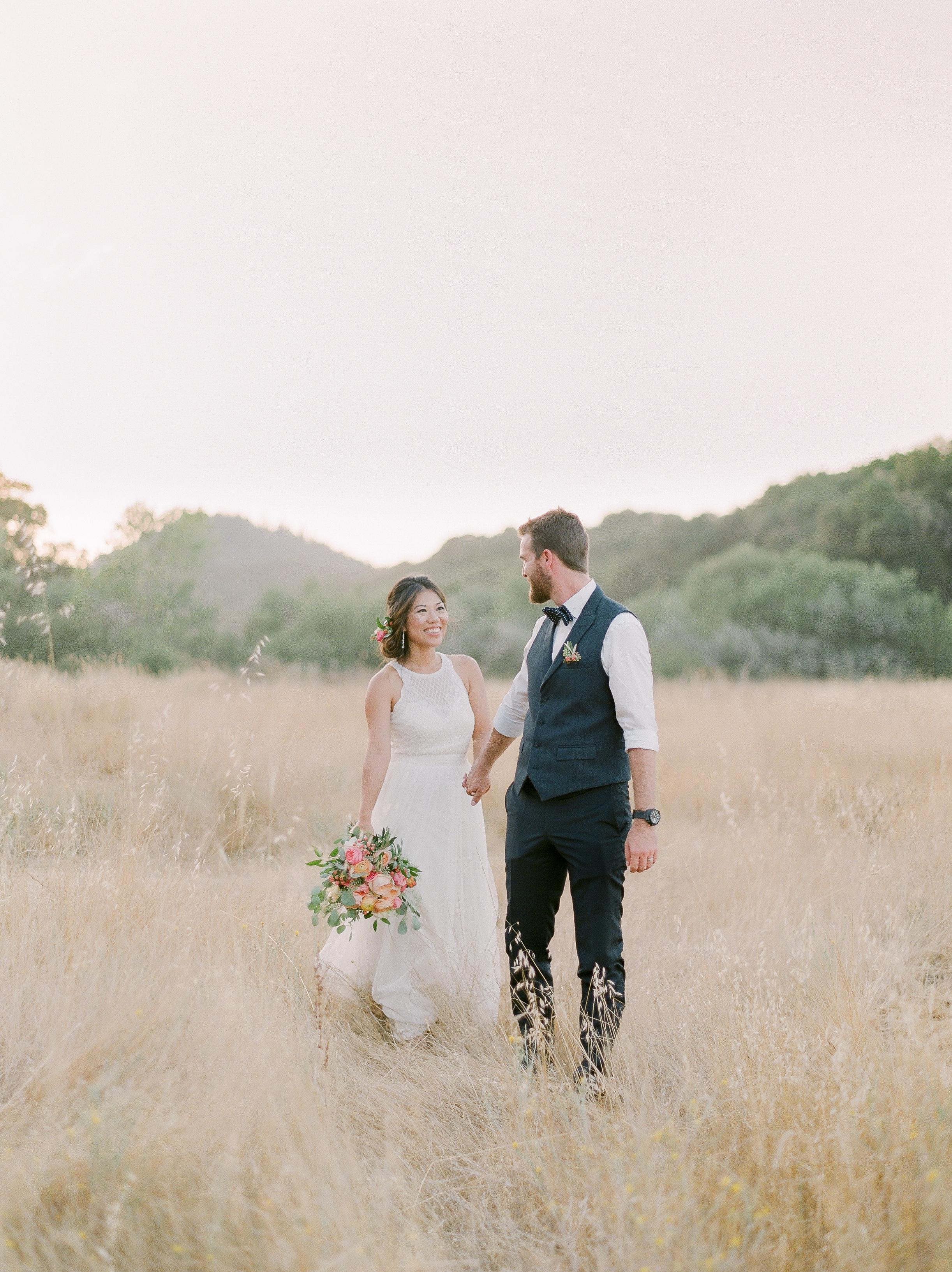 Californian Ranch Wedding -