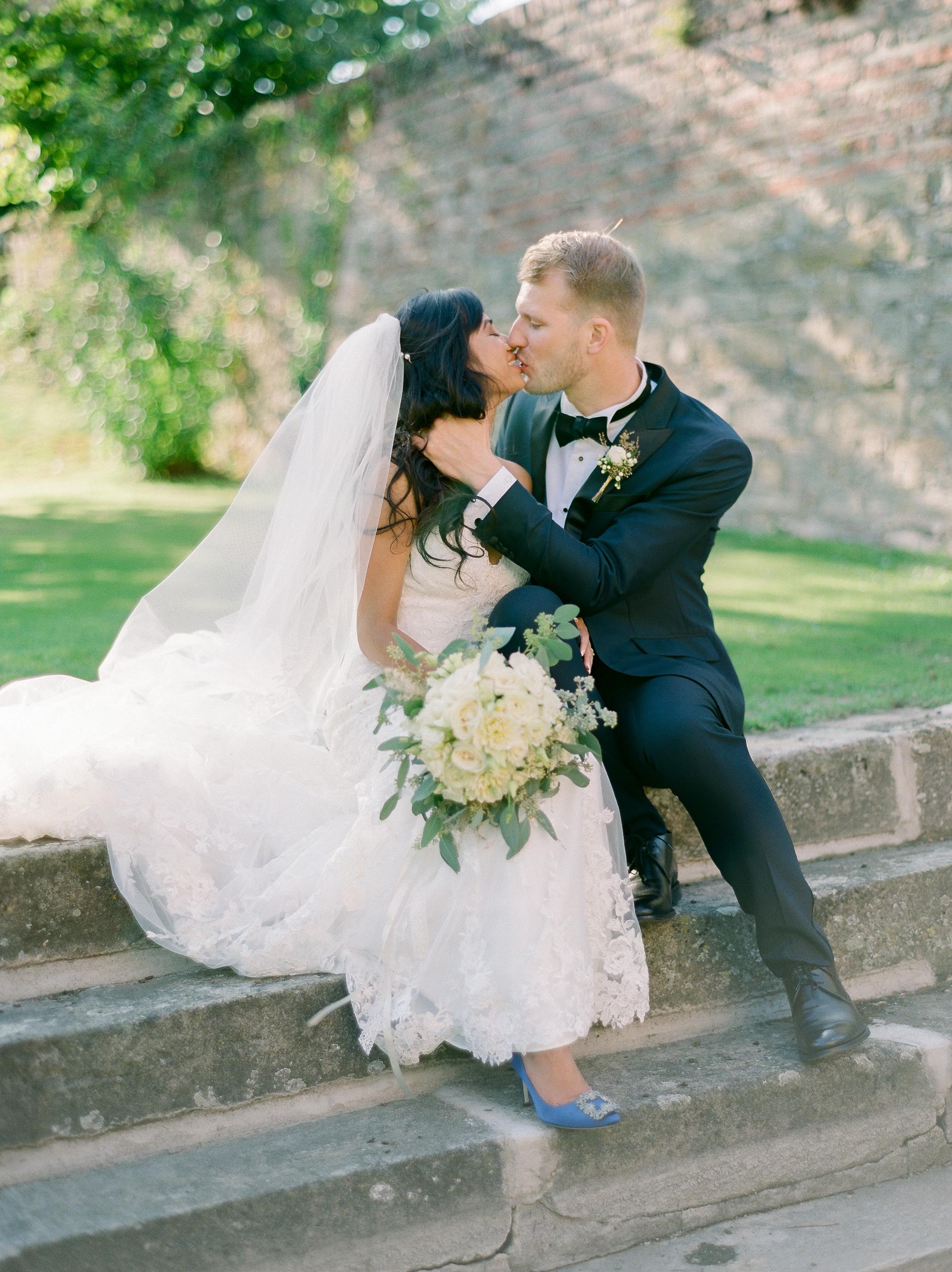 Opulent Castle Wedding at Schloss Wilkinghege -