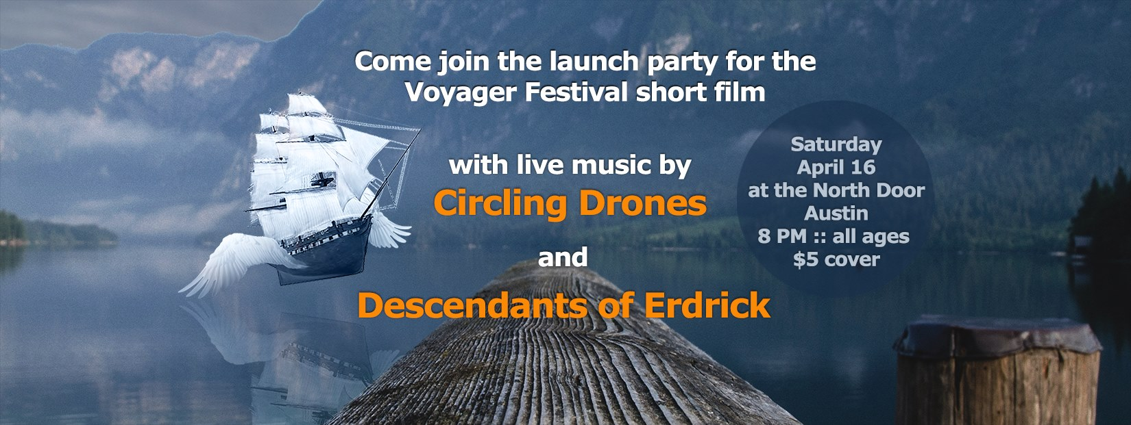 Voyager Film Launch Party