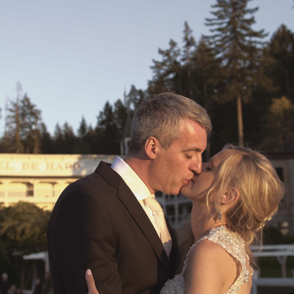 Jamie & Francois - Roche Harbor Resort Wedding - Seattle Wedding Videography