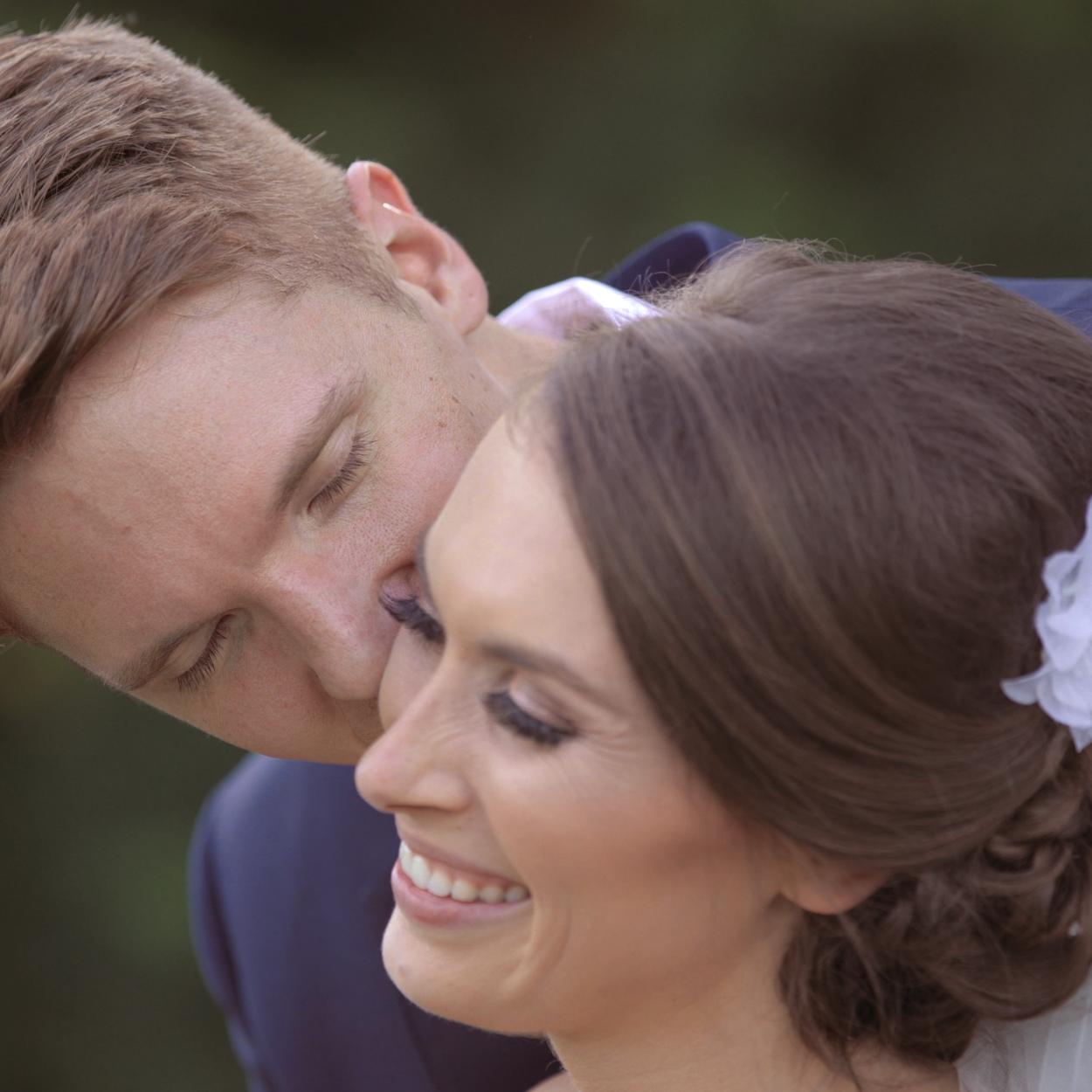 Kristen & Joe - Trinity Tree Farm, The Lodge - Seattle Wedding Videography