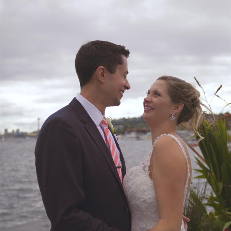 Fledra & Travis - Skansonia - Seattle Wedding Videography