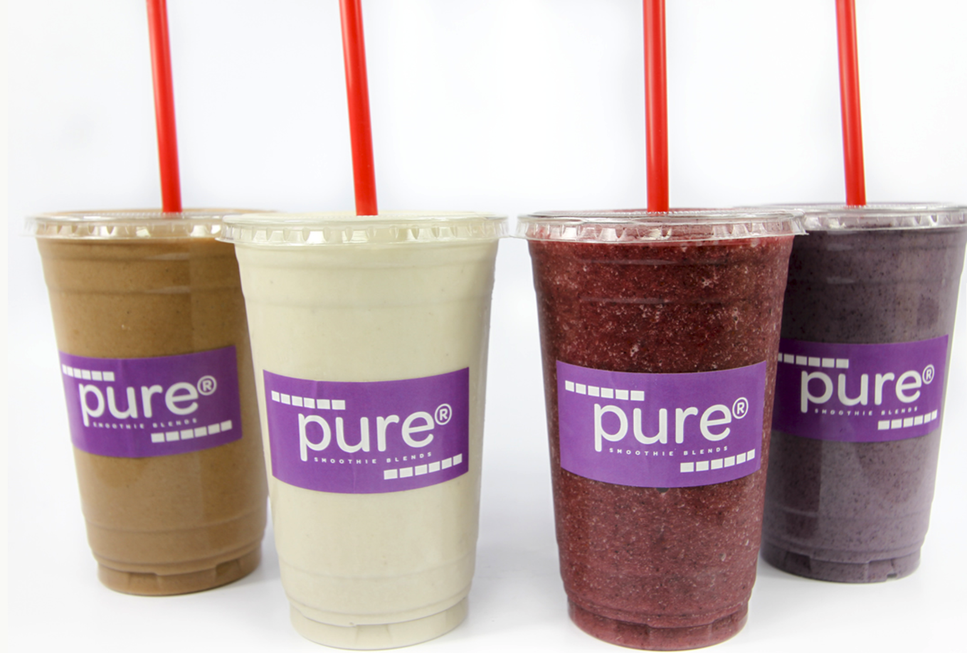 YOU'VE NEVER HAD A SMOOTHIE LIKE OURS