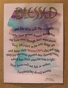Gloria Cooper – Blessing