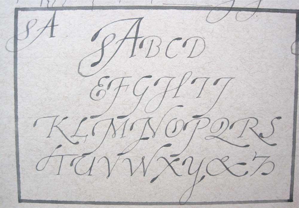 alphabet – Gemma Black