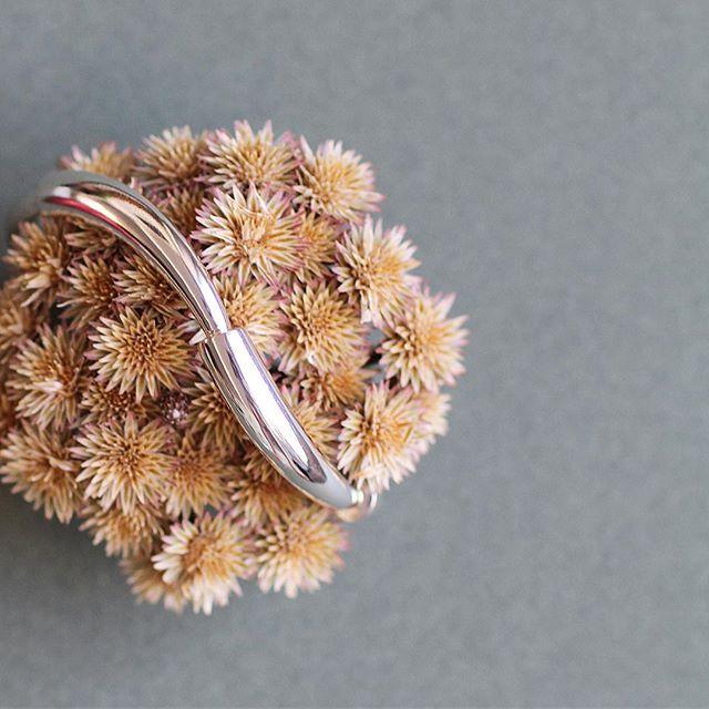 """Knot cuff """"curve"""" #jewelrydesign  #newyorkjewelers"""