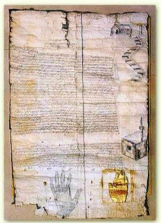 Achtiname of Muhammad (PBUH)