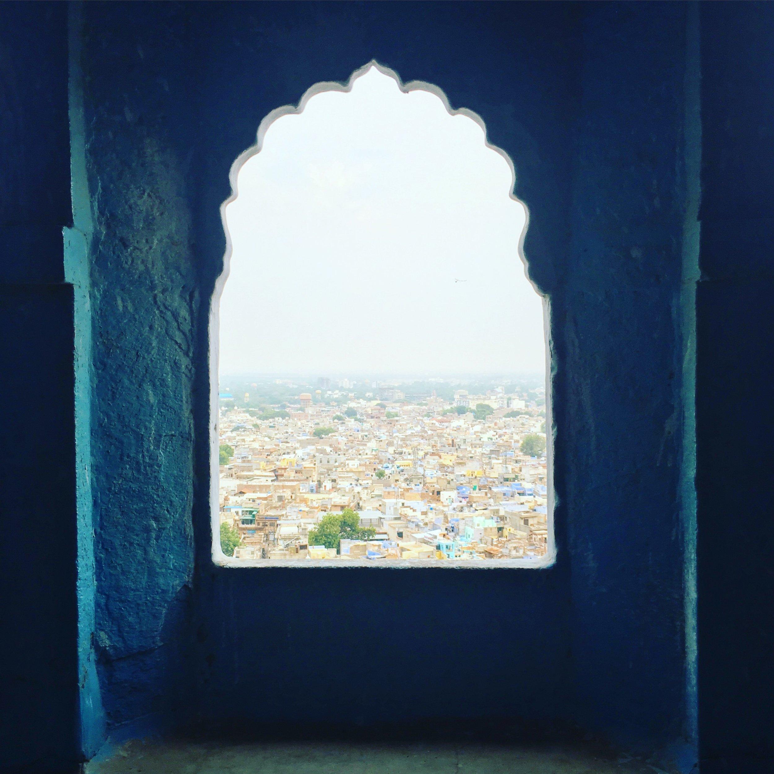 Jodhpur, Rajasthan, by Priyanka Sacheti.