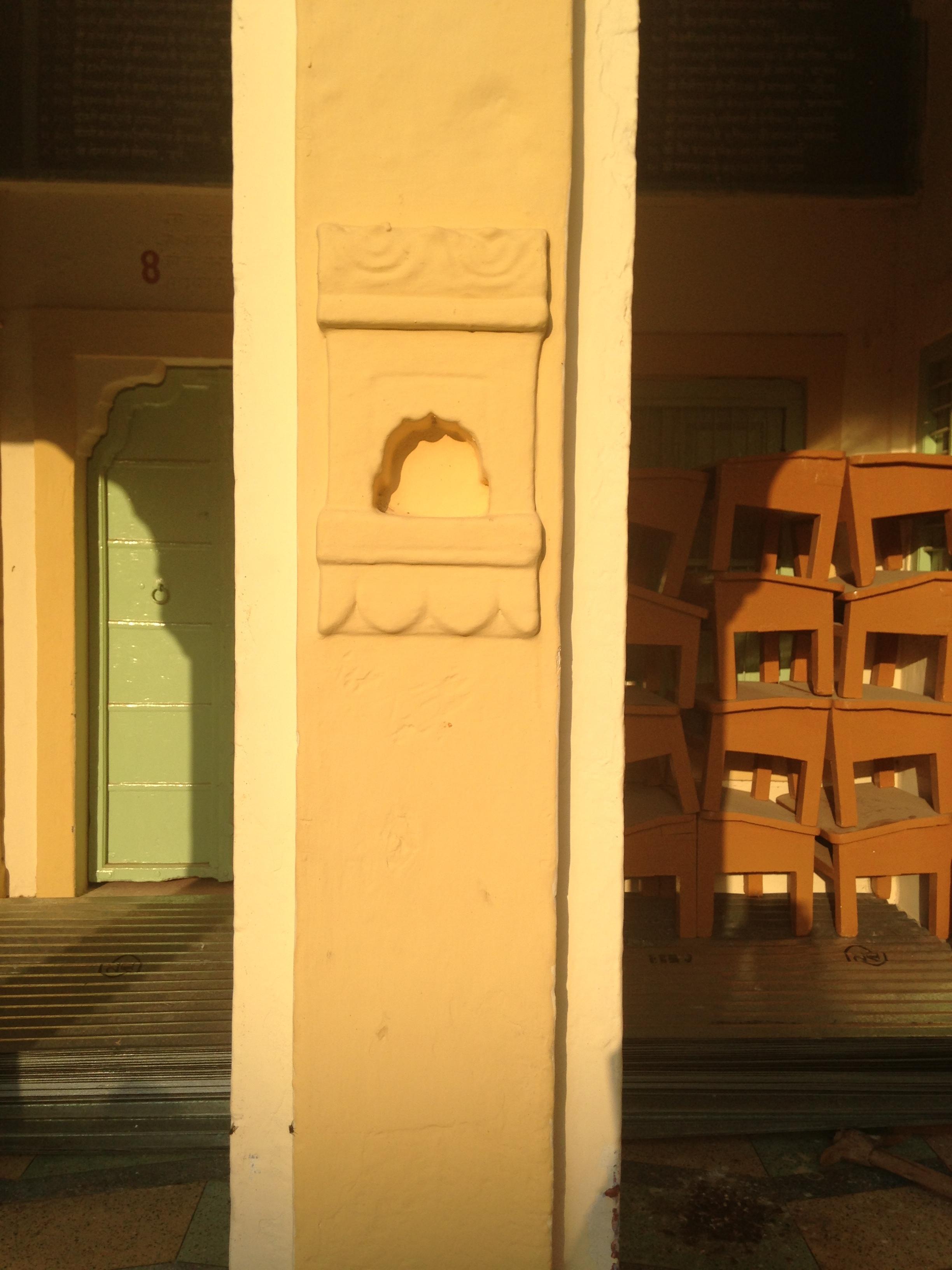 Rajasthan Architecture,by Priyanka Sacheti