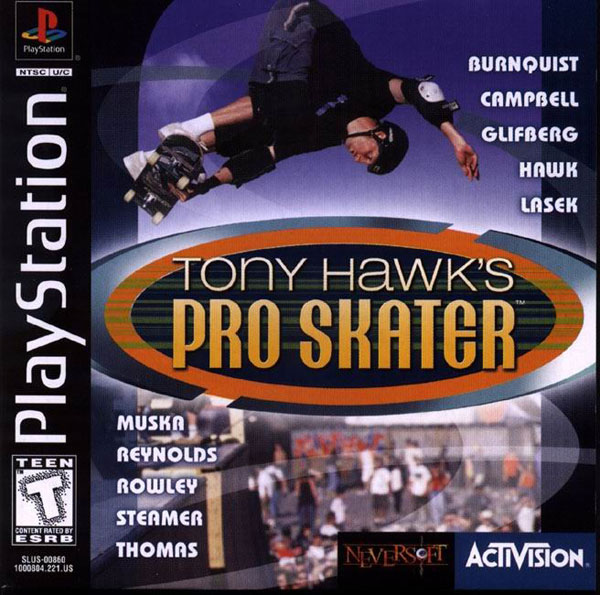 """""""The coolest shit ever.""""Copyright Tony Hawk's Pro Skater."""