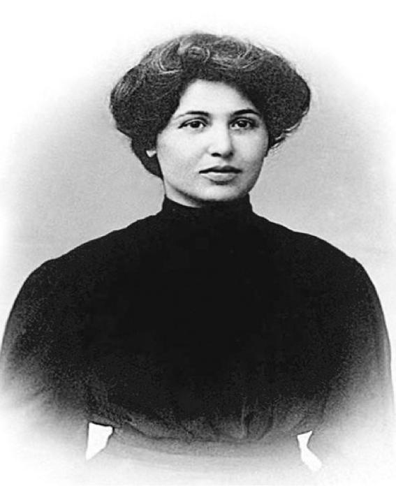 Zabel Yesayan, 1878-1943.