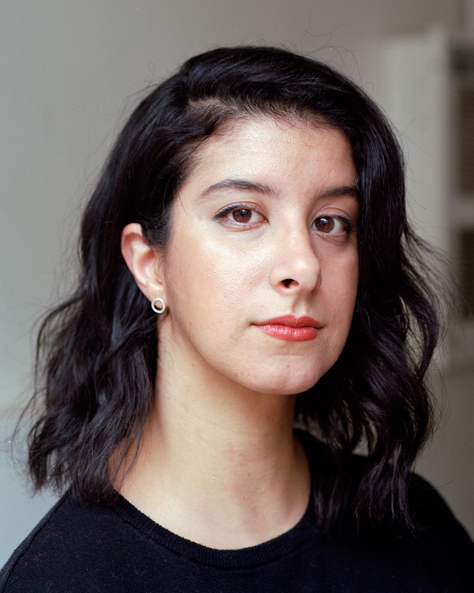 Kiana Pirouz. Photo by Jack Newton.