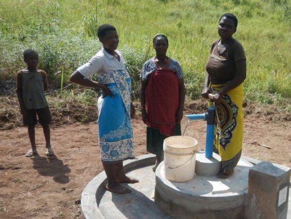 Clean water project Mzimba