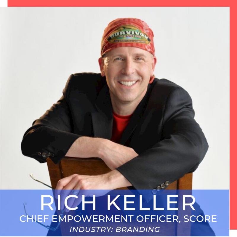 RICH KELLER CHIEF EMPOWERMENT OFFICER, SCORE.png