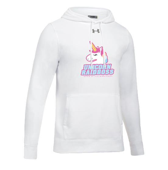 UnicornRaidBoss Hoody    $54.95