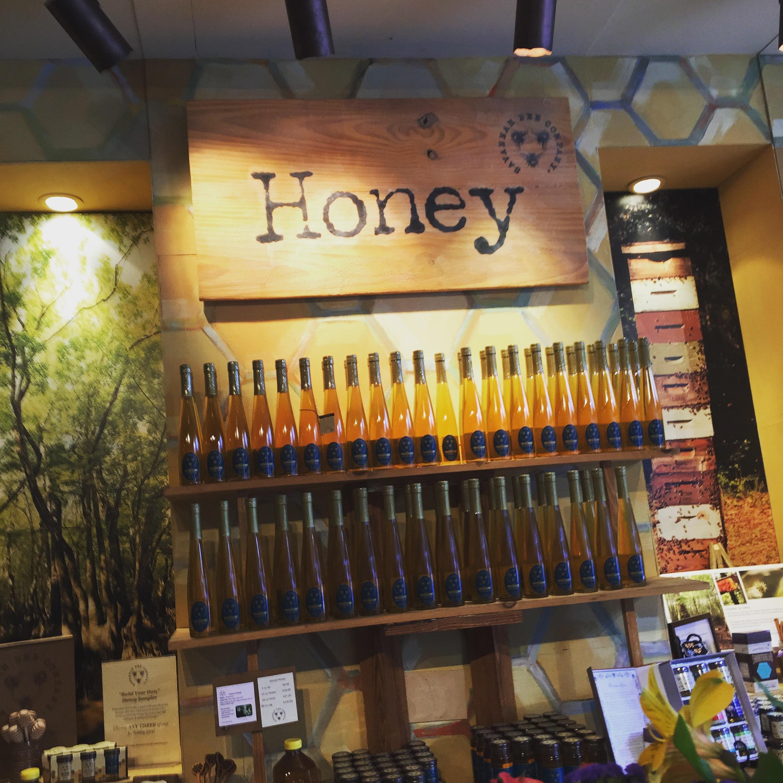 honey tasting in Savannah Georgia