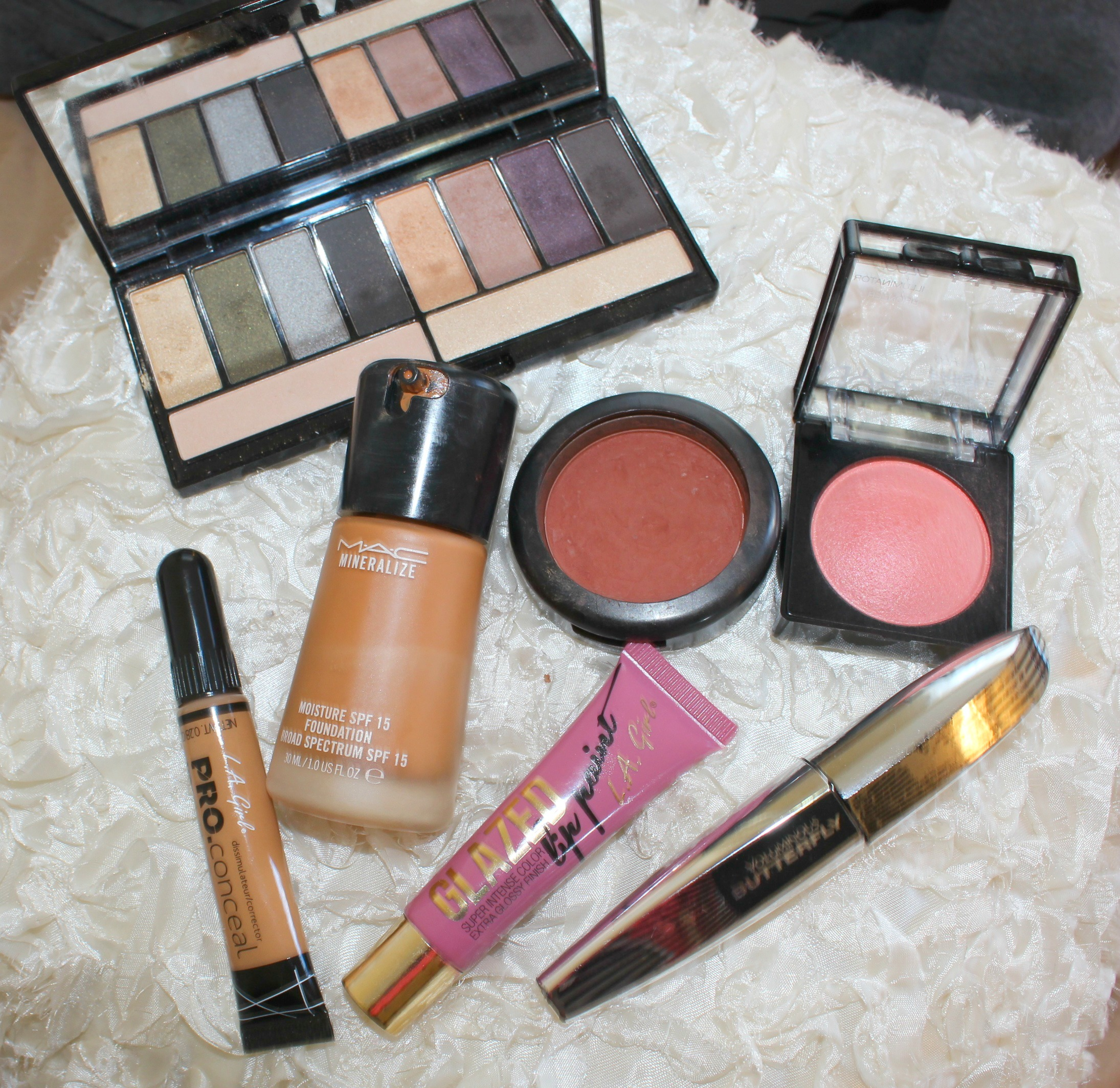 everyday makeup tools