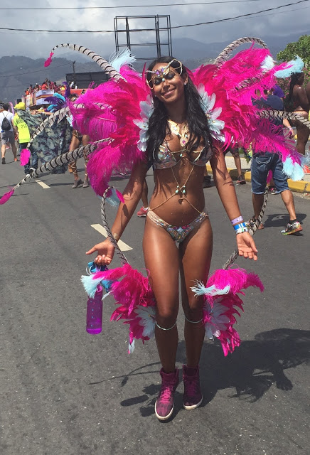 Jamaica Carnival Road March (1)