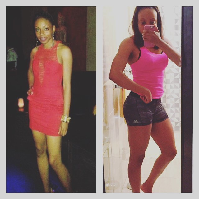 fitness progress, healthy weight gain