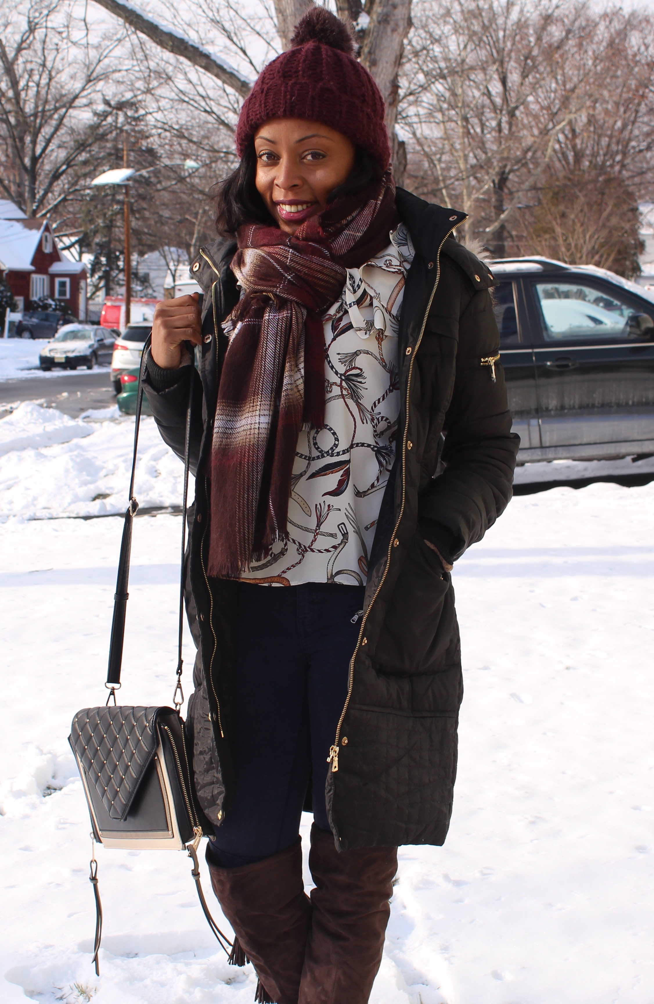 Accessorizing Your Winter Outfit