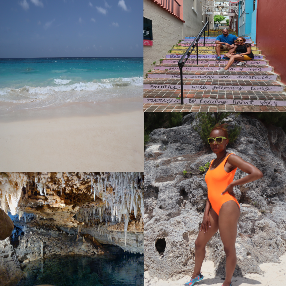 Scenes from our trip to Bermuda