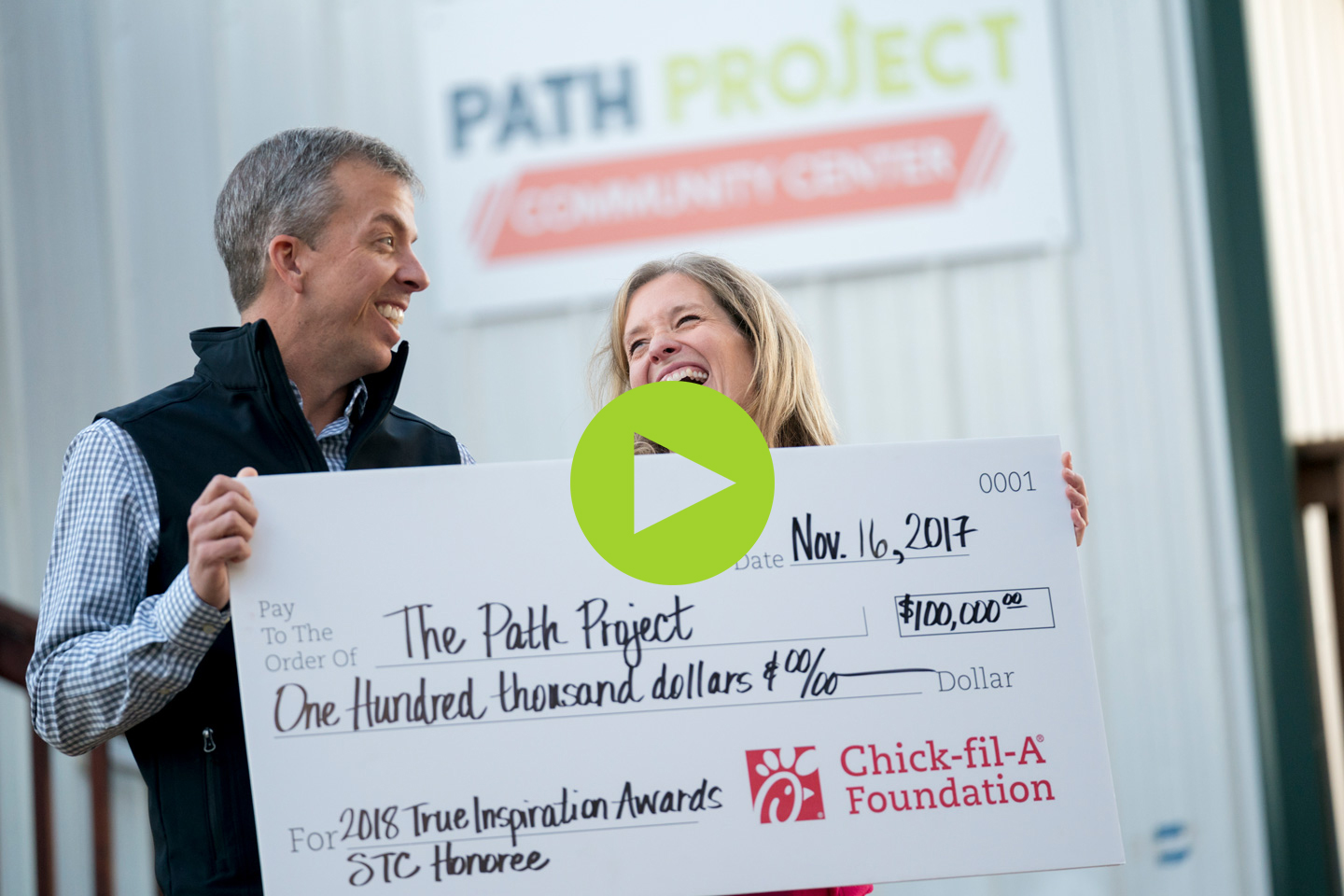 Meet the 2018 Chick-fil-ATrue Inspiration Award Winners