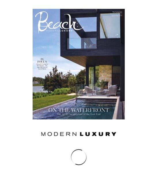 AMY Kalikow - Talks about design in the modern beach house 9.19