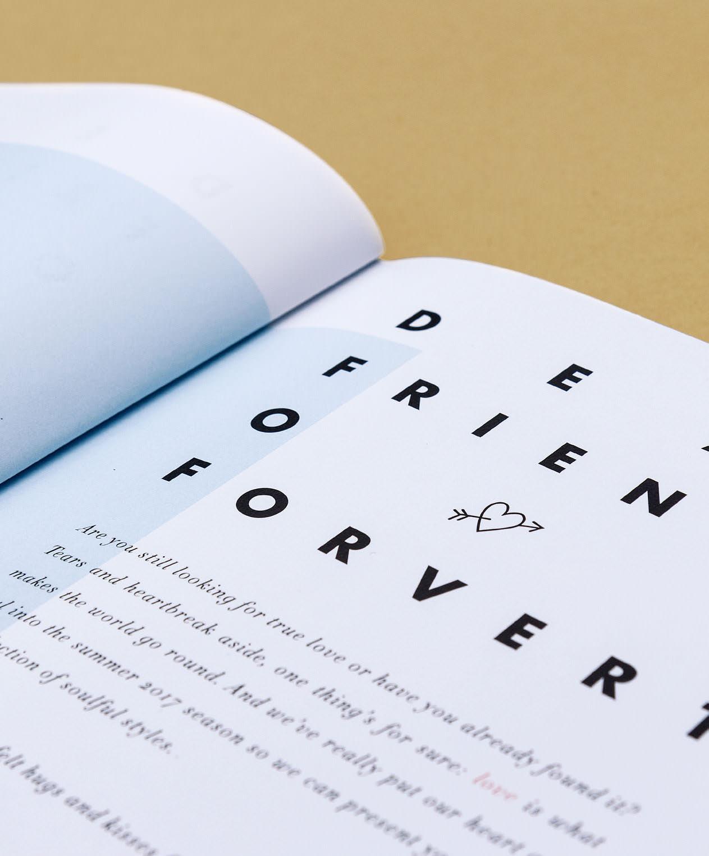 Editorial Design für vorvert aus Köln von den sons of ipanema, einer Corporate Design Agentur aus Köln
