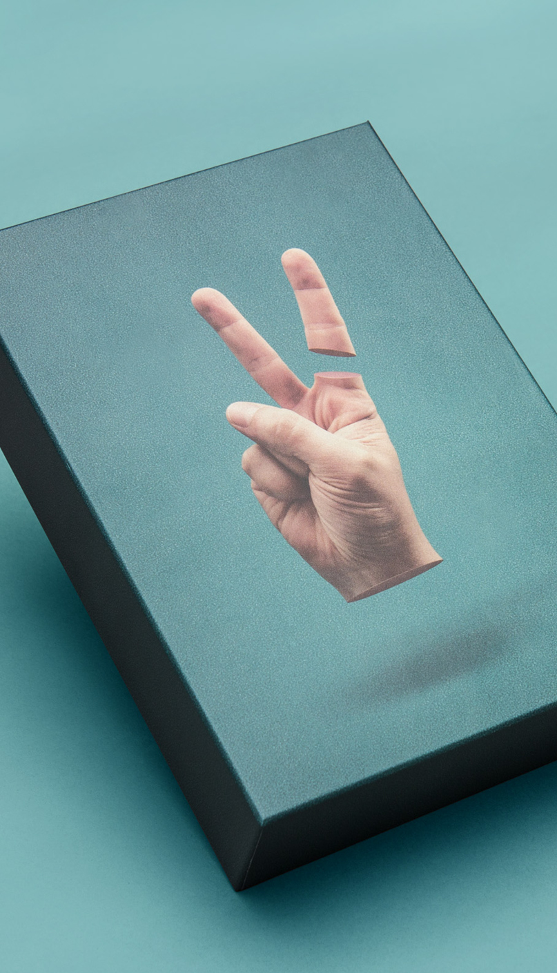 Die sons of ipanema haben eine Special Edition für das neue Album der Hip Hop Band OK KID aus gestaltet
