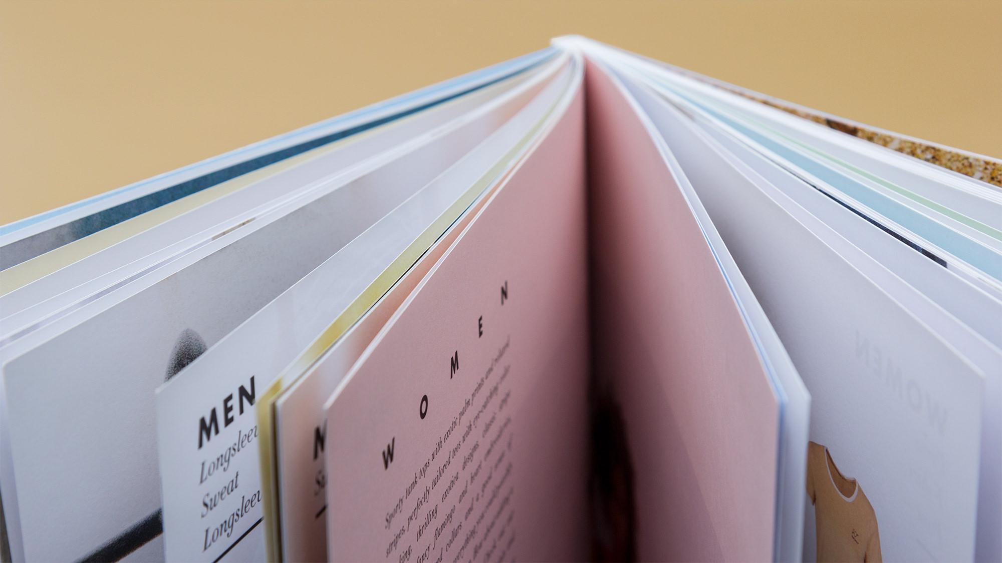 Forvert Workbook, Design von sons of ipanema aus Köln