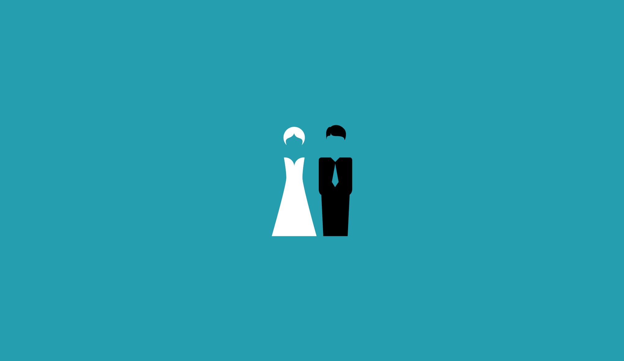 Logogestaltung von den sons of ipanema in Köln für Frau Immer & Herr Ewig einen Hochzeitsplaner in Rheinland.