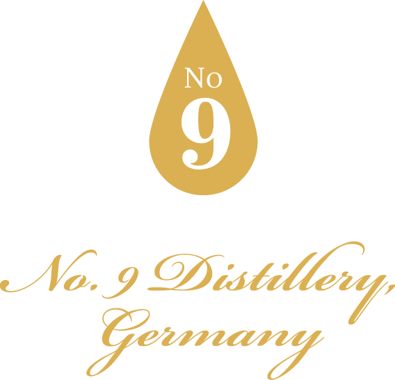 Logo-Design für No. 9 Distillery Germany von den sons of ipanema, dem Studio für visuelle Kommunikation in Köln